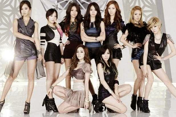 Foto Girls' Generation