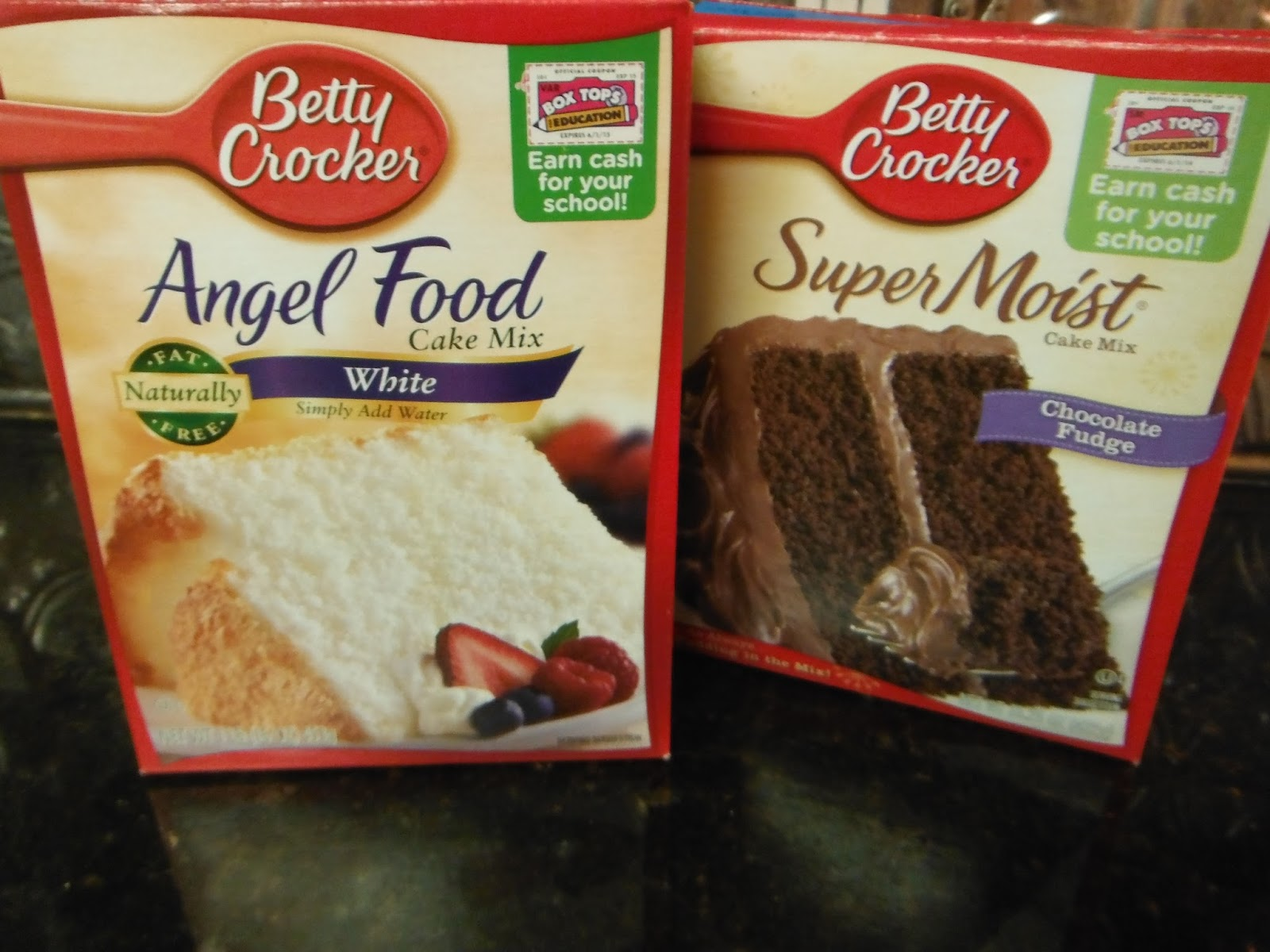 Diy Angel Food Cake Mix Start With an Angel Food Mix