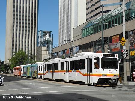 Robert Schwandl S Urban Rail Blog Denver Light Rail
