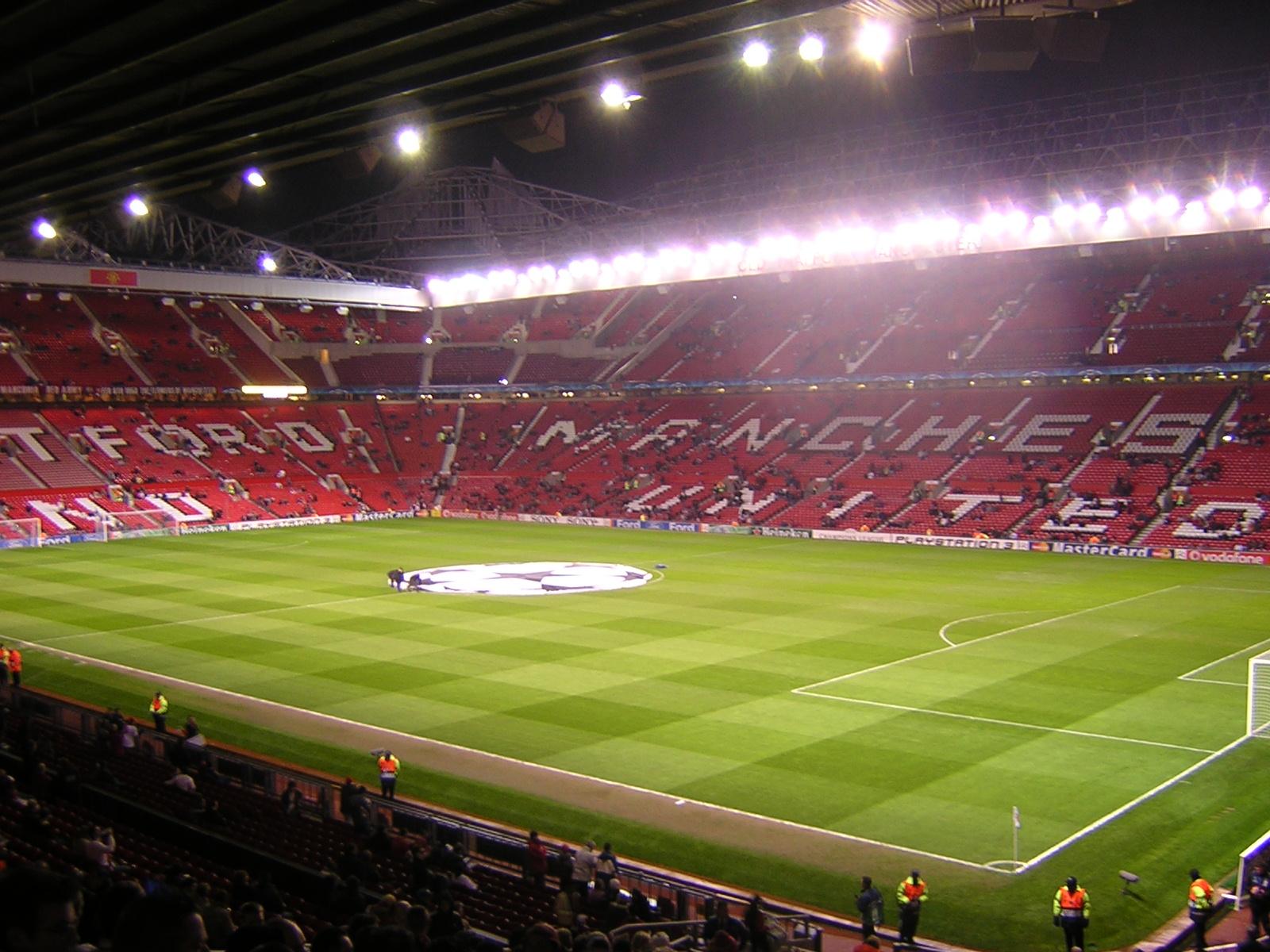 Manchester United Stadium   FOOTBALL EUROPE CHAMPIONS ...