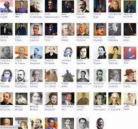 Biografías Héroes Dominicanos