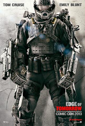 ดูหนัง Edge of Tomorrow -  ซูเปอร์นักรบดับทัพอสูร