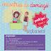 """Edição de Maio do """"Encontros de Domingo"""" promove tradução em libras"""