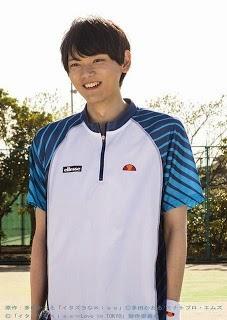 Naoki si pemain tenis paling ganteng