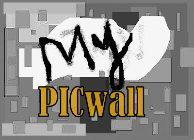 picwall black and white wallpaper