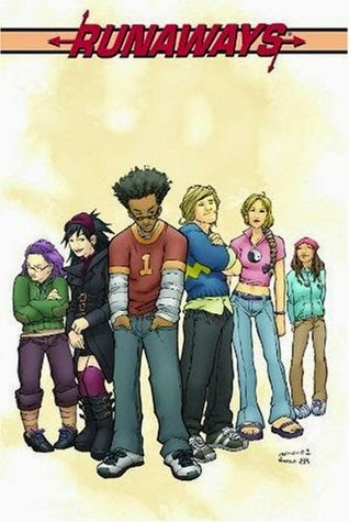 runaways by brian k vaughan
