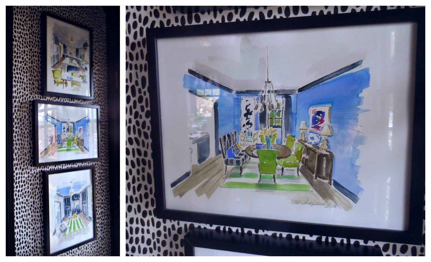 Focal point styling interior inspirations from the junior for Creative interior designs by lynda