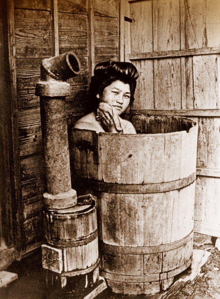 the geisha bath house