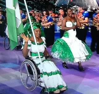London 2012 Paralympic Games: Nigeria athletes protest neglect despite winning medals