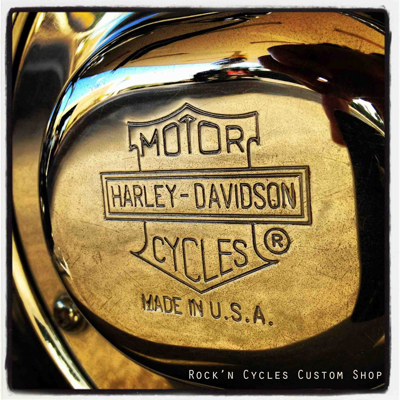 new rock n cycles project novo projeto rock n cycles harley davidson ...