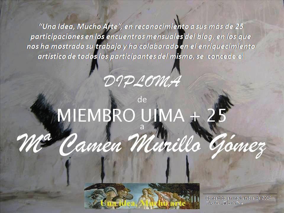 11.- Maria dek Carmen Murillo Gomez