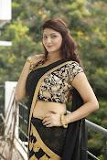 Sagarika glamorous photos in saree-thumbnail-6