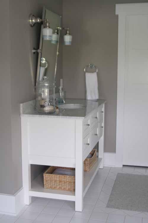 April Foster Master Bedroom Bath