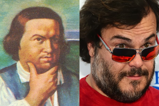 Celebrity Reincarnations? 6 Celebrities Who Look Remarkably Like People in History