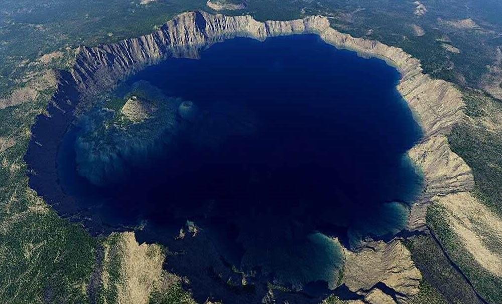 Самая большая озера в мире как называется