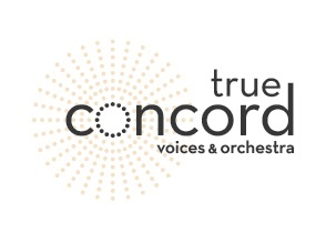 True Concord Voices and Orchestra logo