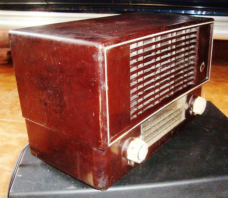Lapak Barang Jadoel (LBJ): Radio Tabung SNF Type H 229 U ...