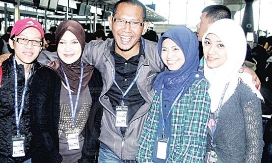 Salih Yaakob kecewa rumah tangga runtuh kerana reunion sekolah