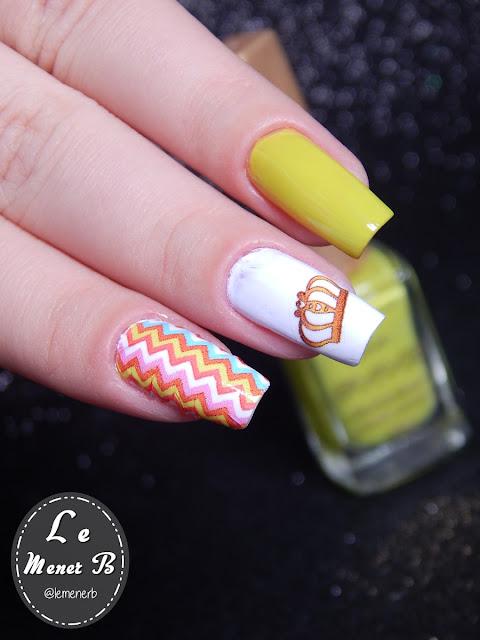 nail art de coroa
