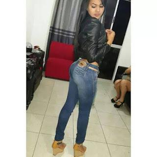 Fotos de chica de panama