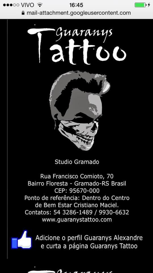 ESTÚDIO GRAMADO/RS