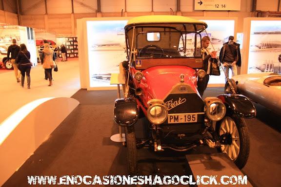 Ford clasico en Madrid Motor Days