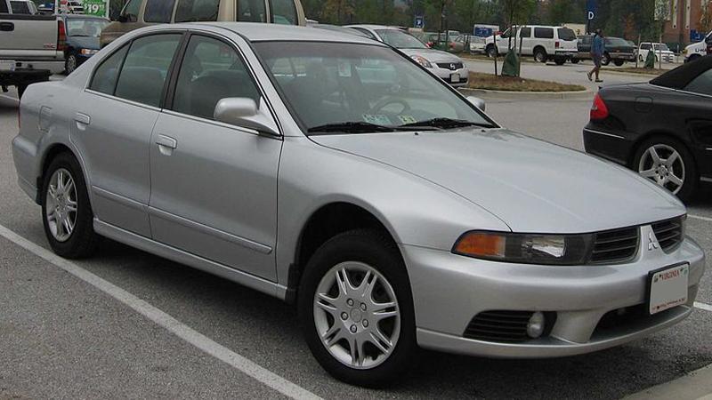 Automotive Database: Mitsubishi Galant