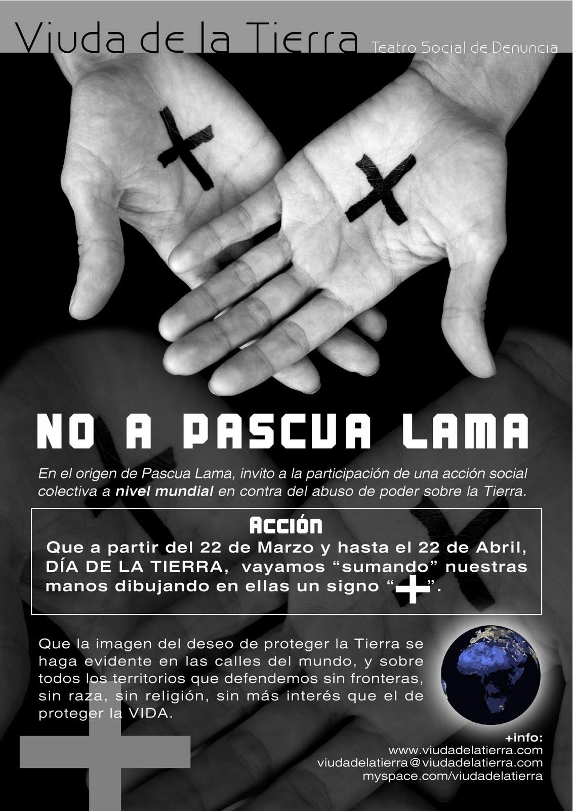 + Vida por Pascua lama