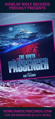 THE NINTH PASSENGER Soundtrack by Scott Glasgow