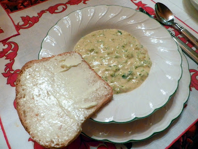 fall & winter soup contest entrant #4: beer cheese broccoli soup