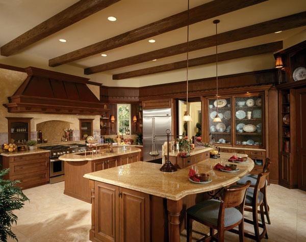 Muebles y decoraci n de interiores cocinas r sticas alemanas for Muebles de cocinas rusticas