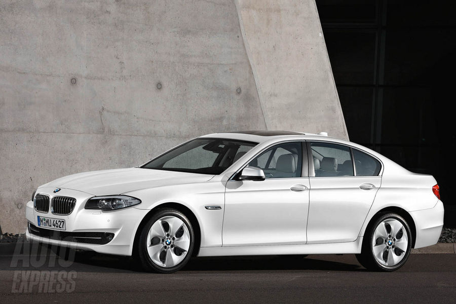 BMW 520d EfficientDynamics Edition.