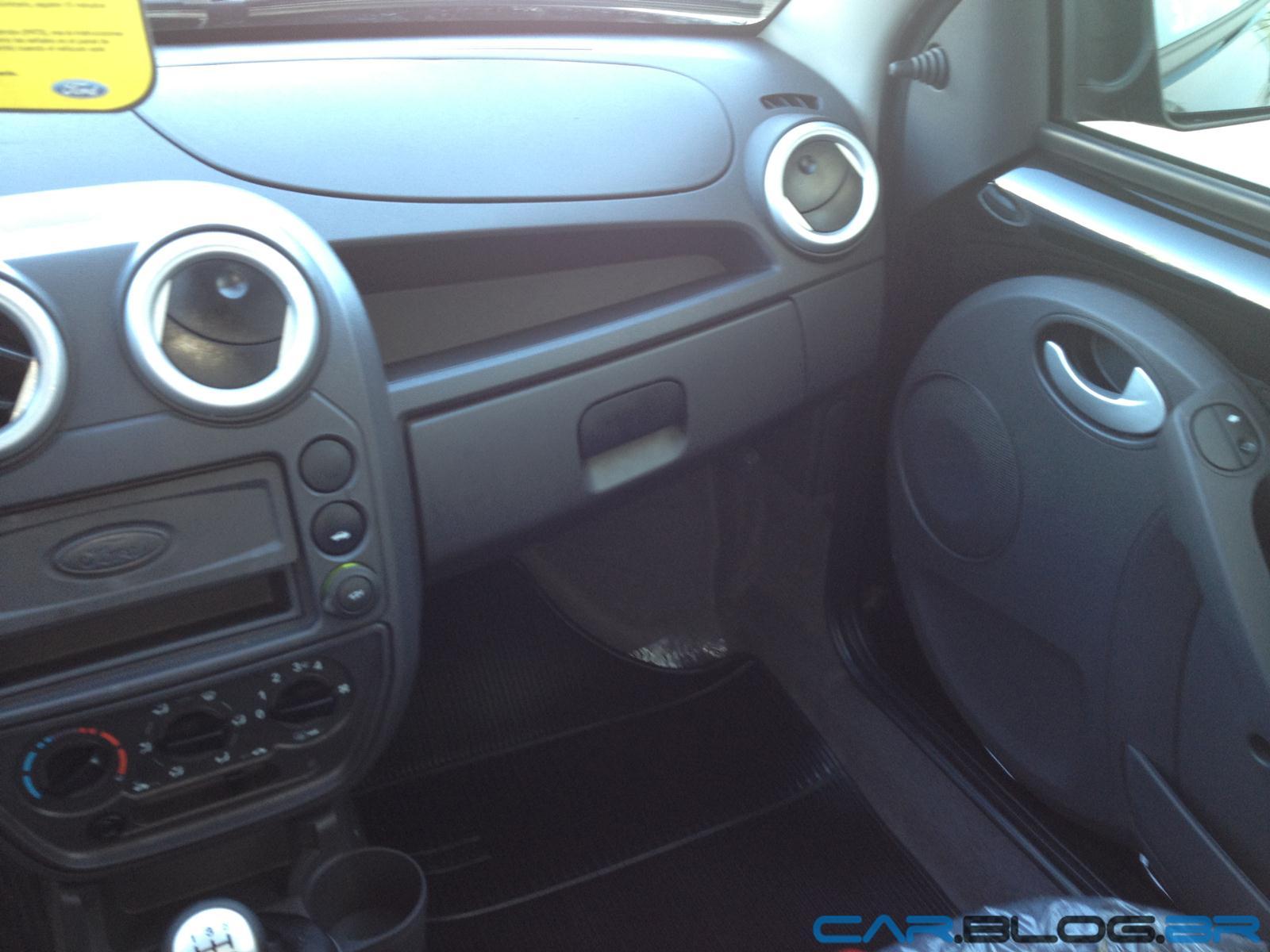 Ford ka 2013 interior