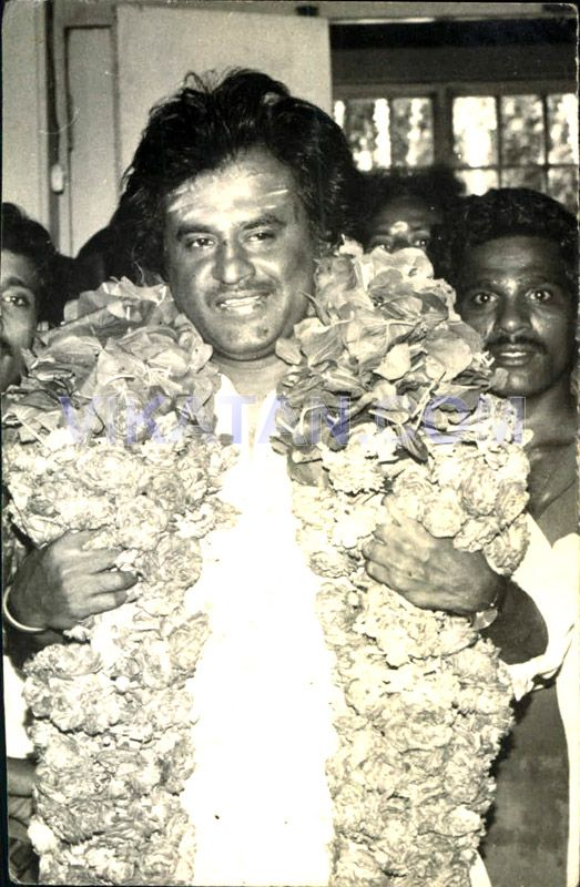 Super Star Rajinikanth Rare Unseen Pictures 4