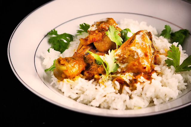 bengali simple chicken curry recipe