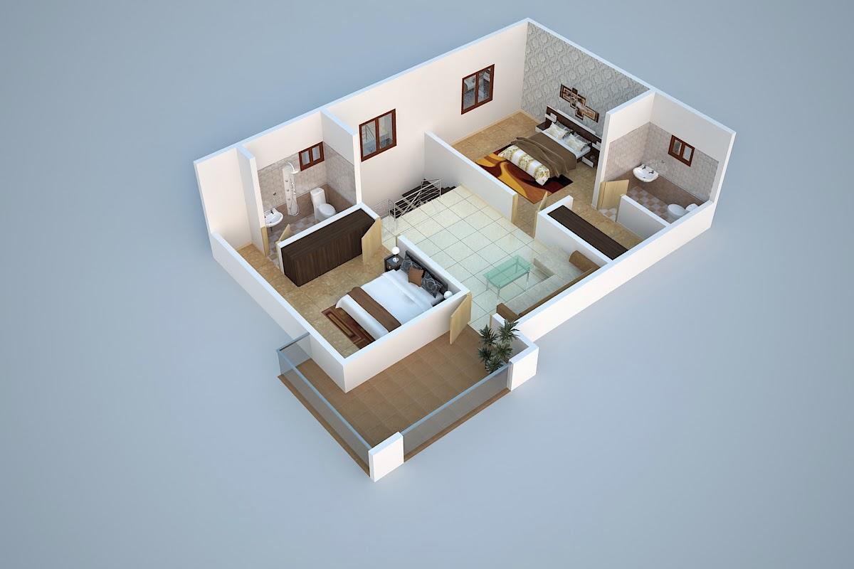Luxurious villas at sarjapur peninsula solitaire at sarjapur for Duplex house plans 30x50