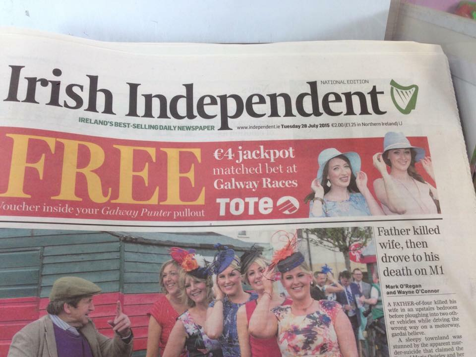 Irish Independent Galway Races