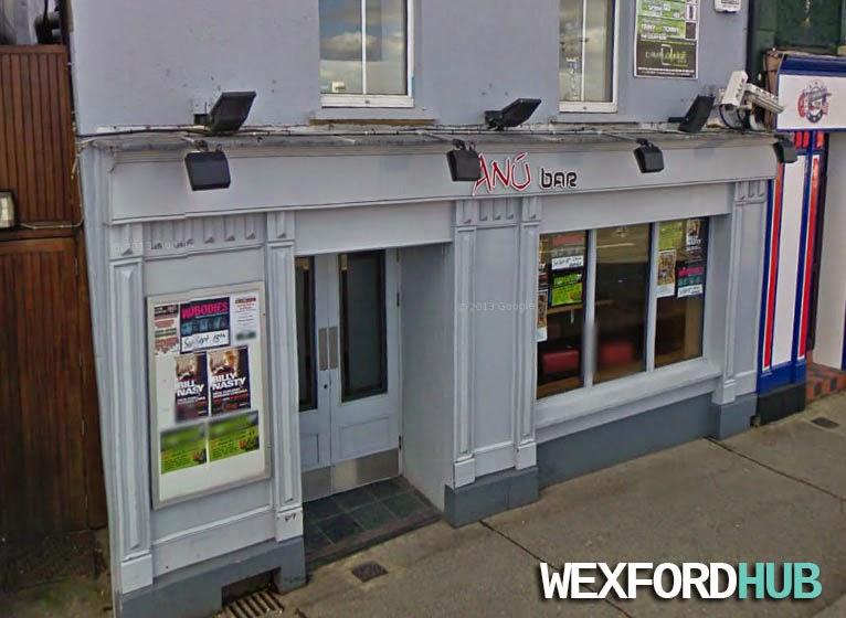 Anu Bar, Wexford