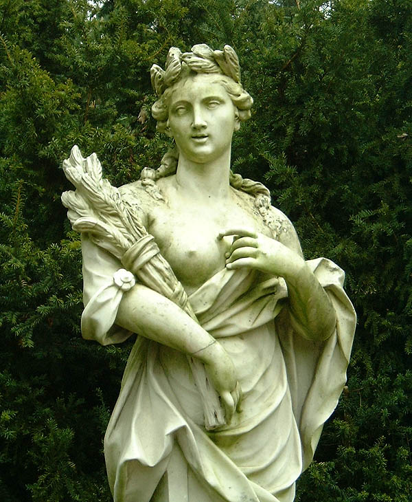Little Witchy Wonders Greek Mythology Demeter