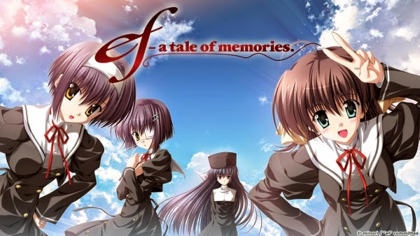 ef A Tale of Memories Sub Indo