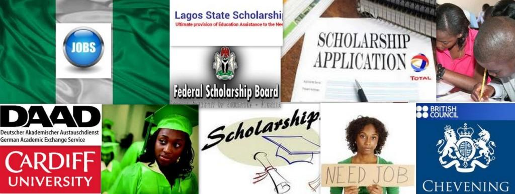 Graduate Jobs and International Scholarships in Nigeria