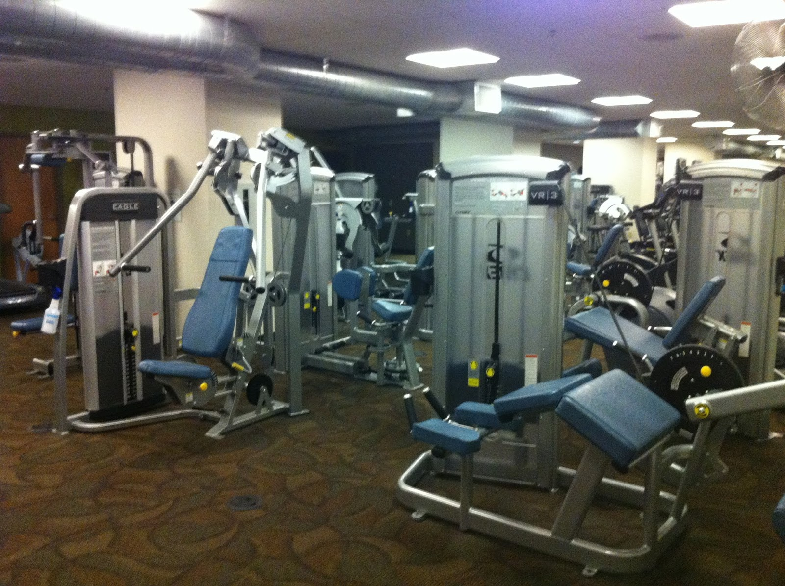 Working Out In Seattle: Seattle Executive Fitness: Removed ...
