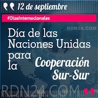 Día de las Naciones Unidas para la Cooperación Sur-Sur #DíasInternacionales
