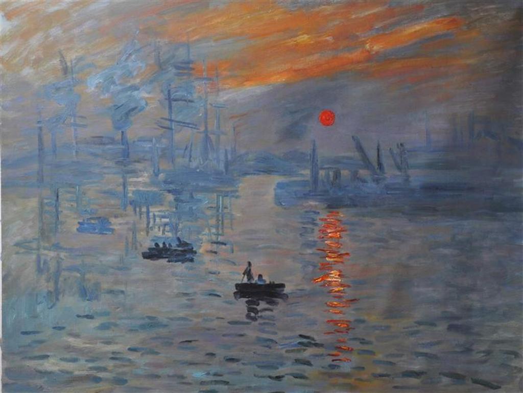 Characteristics Of Claude Monet S Paintings