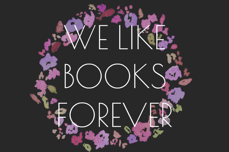 We like books forever