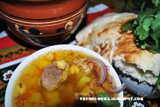 Пити.Азербайджанская кухня.