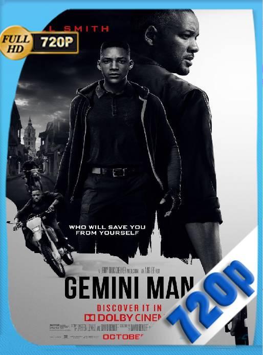 Gemini Man (2019) x265 [720p] [Latino] [GoogleDrive] [RangerRojo]