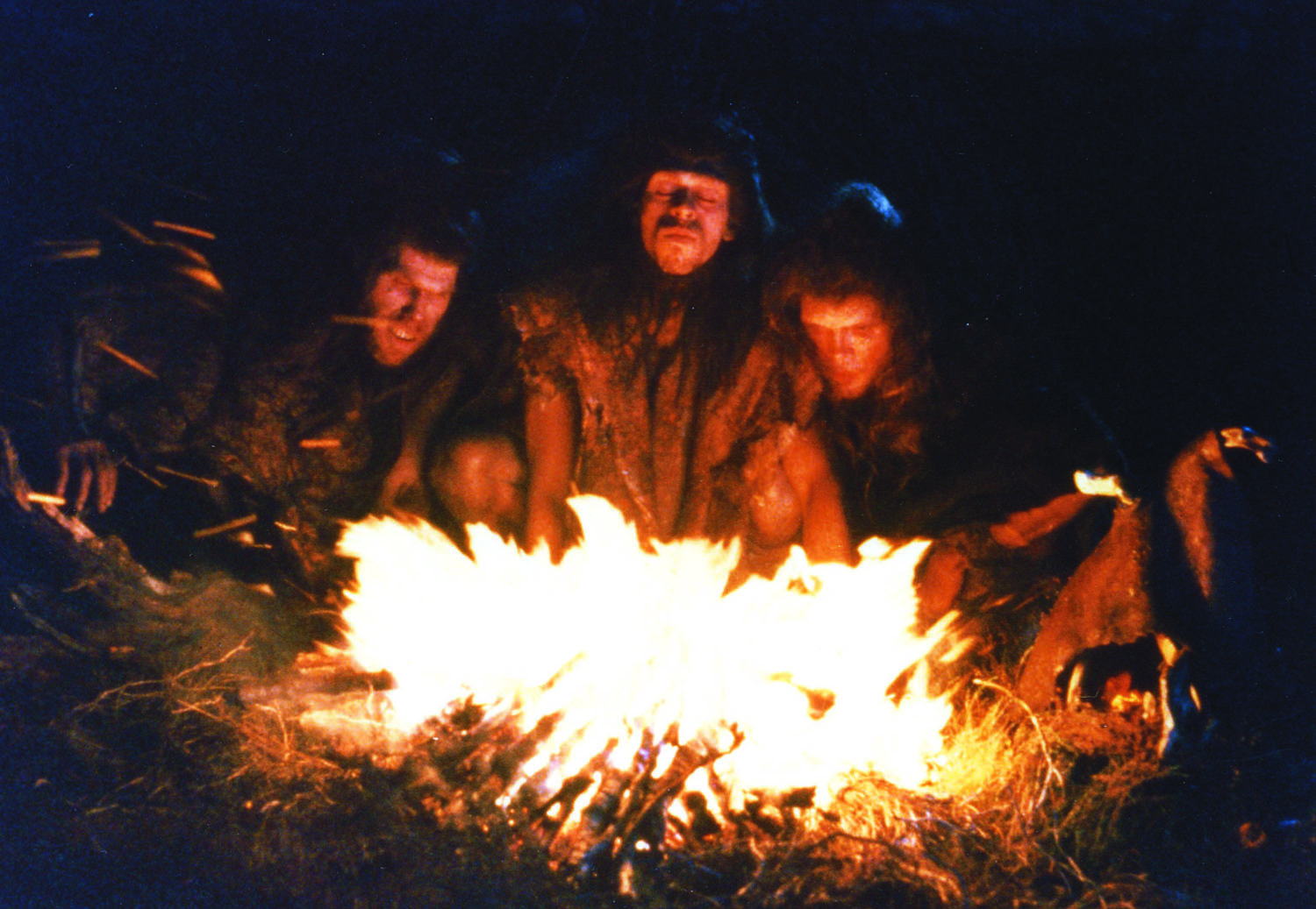a review of the movie quest for fire Find great deals for quest for fire (dvd, 2003)  95 product ratings  loved  the movie, i met the great antonio in canada back in the sixties, movie kept my.