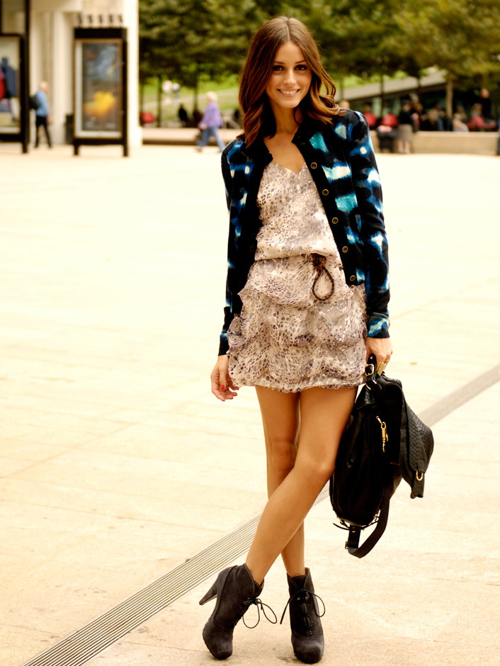 Maybe I 39 M Addicted Style Moment Olivia Palermo