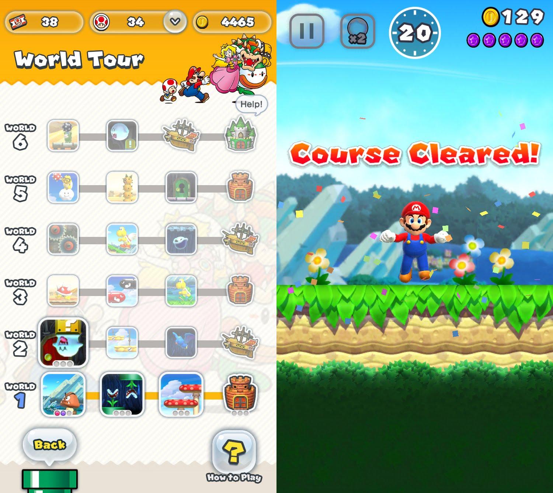 Atualização de Super Mario Run adicionará nova personagem e novo modo